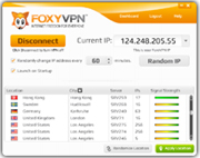 FoxyVPN Windows App, Free FoxyVPN Trial Download